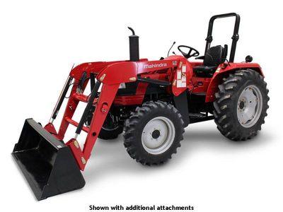 2018 Mahindra 5545 4WD Shuttle Compact Tractors Lawn & Garden New Braunfels, TX