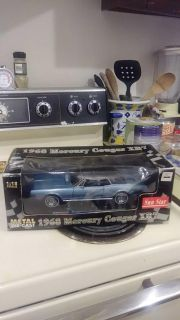 Collectable diecast model car