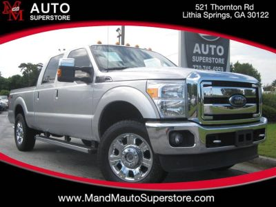 2015 Ford RSX King Ranch (Silver Or Aluminum)