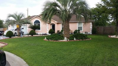 L&D Curb Appeal (Military Owned and operated) Lawn cuts 24/7 Big or Small. we do it all.