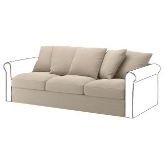 IKEA couch cover NIB