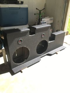 Subwoofer box for sale