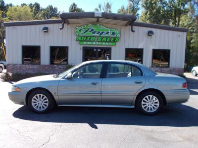 2005 Buick LeSabre Custom (Green)