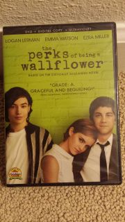 DVD - The Perks of being a Wallflower