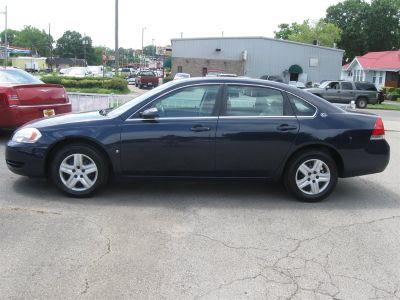 2008 Chevrolet Impala LS (Blue)