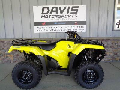2018 Honda FourTrax Rancher 4x4 DCT IRS EPS Utility ATVs Delano, MN