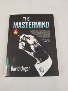 the mastermind by david unger