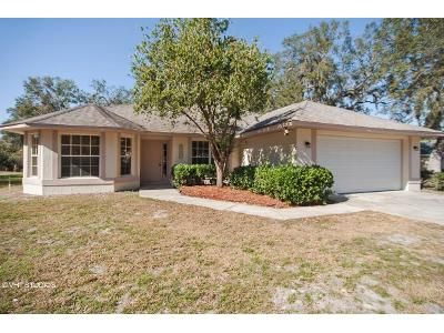 4 Bed 2 Bath Foreclosure Property in Fruitland Park, FL 34731 - Willow Cir