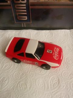 Tyco Coca-Cola Australian issued car body only