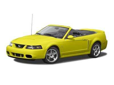 2003 Ford Mustang SVT Cobra (Black Clearcoat)