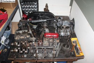 1300cc F code engine
