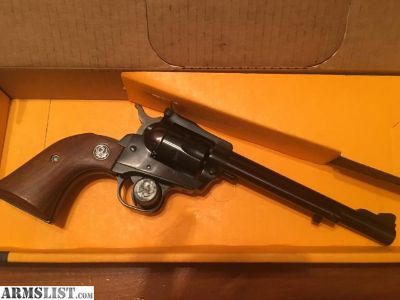 For Sale: Ruger Single 6 22 cal Rare Arrow Model