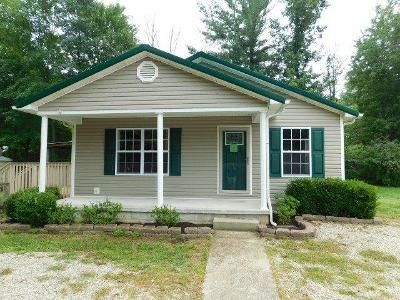 2 Bed 1 Bath Foreclosure Property in Stanton, KY 40380 - Baker Dr