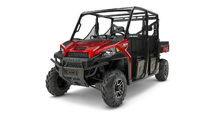2017 Polaris Ranger Crew XP 1000 EPS Side x Side Utility Vehicles Lowell, NC