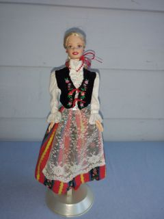 Polish Barbie Doll