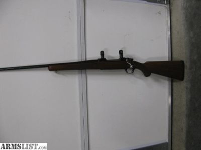 For Sale: Ruger M77 30-06 Left Hand