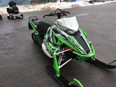 "2015 Arctic Cat M 8000 153"" Sno Pro Limited ES Mountain Snowmobiles Gaylord, MI"