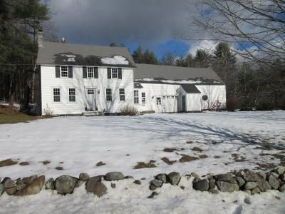 3 Bed 1.5 Bath Foreclosure Property in Greenfield, NH 03047 - Forest Rd