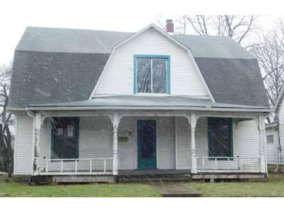 3 Bed 2 Bath Foreclosure Property in Anderson, IN 46016 - Central Ave