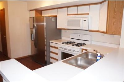 You will fall in love with this bright, end unit townhome in Roselle. Pet OK!