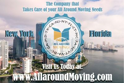 Packaging and Wrapping Moving Services in New York and Florida