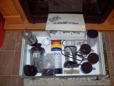 MAGIC BULLET / with extras