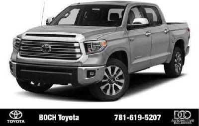 New 2018 Toyota Tundra 4WD