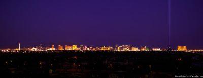 Vegas Never Sleeps