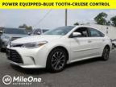used 2016 Toyota Avalon for sale.