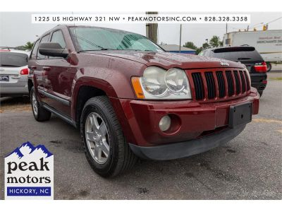 2007 Jeep Grand Cherokee Laredo (Red)