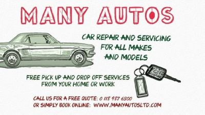 Car Services, Repairs And Oil Service Full Services