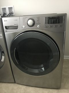 LG Gas Dryer