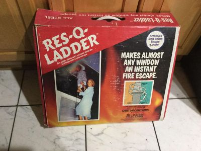 Res-Q-Ladder - New in Box $5