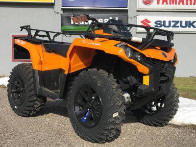 2018 Can-Am Outlander DPS 850 ATV Utility Brilliant, OH