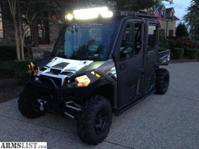 For Sale: 2015 Polaris Ranger XP Crew 900 4x4