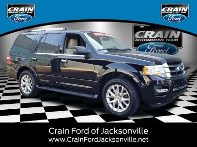 2017 Ford Expedition LIMITED 4X2 (Shadow Black)