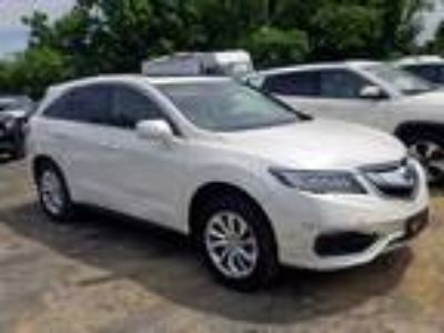 Salvage 2018 ACURA RDX for Sale