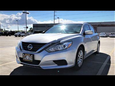 2016 Nissan Altima 2.5 S (Brilliant Silver)