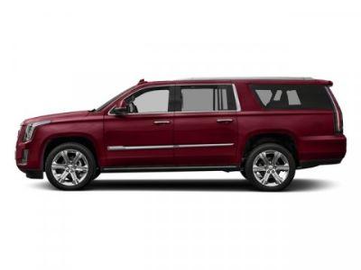 2018 Cadillac Escalade ESV Premium (Red Passion Tintcoat)