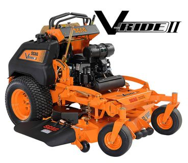 2019 SCAG Power Equipment V-Ride II Zero-Turn Kohler EFI 61 in. 29 hp Stand-On Mowers Glasgow, KY