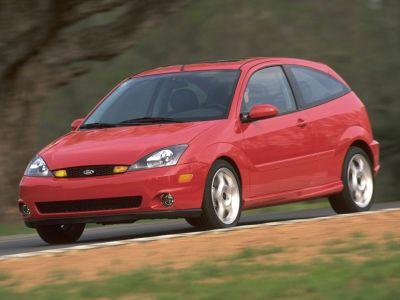 2003 Ford Focus SVT (Light Tundra Metallic)
