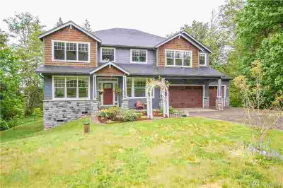 3211 Green Mountain Rd Kalama, Immaculate home on 5 wooded