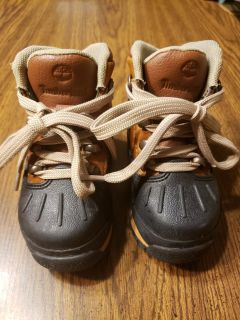 Toddler Boys Size 6 Boots