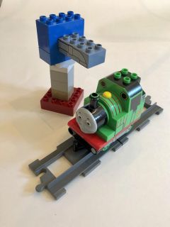 LEGO Duplo Percy at the Water Tower Set