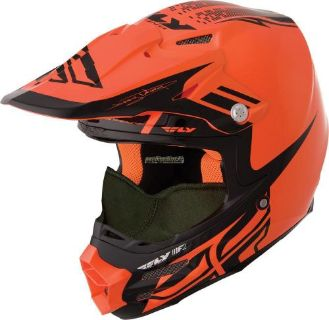Find FLY F2 CARBON SNOW DUBSTEP HELMET BLACK/ORANGE motorcycle in Sauk Centre, Minnesota, United States, for US $296.95