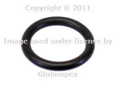 Purchase BMW O-Ring for Expansion Tank/Transmission Oil Cooler at Radiator 14.5 X 2.5 mm motorcycle in Glendale, California, US, for US $14.90