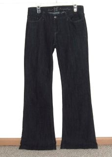 Womens 30 x 35 Tall Long !it Los Angeles DREAM DIVA Flare Denim Jeans Womens 30 x 35 Long Tall 3...