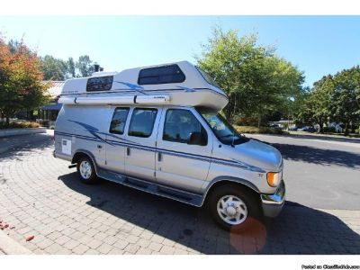 1999 Airstream CamperVan 190