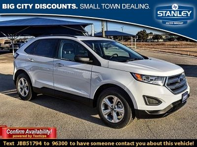2018 Ford Edge 4d SUV FWD SE EcoBoost