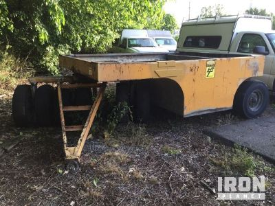 WRT PT-15 Pull Behind Compactor